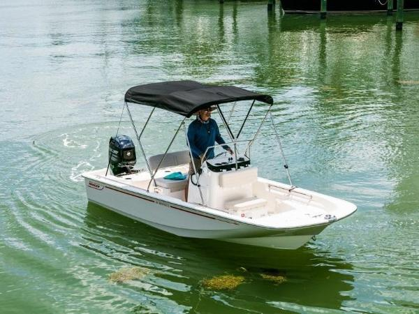 2021 Boston Whaler boat for sale, model of the boat is 150 Montauk & Image # 1 of 11