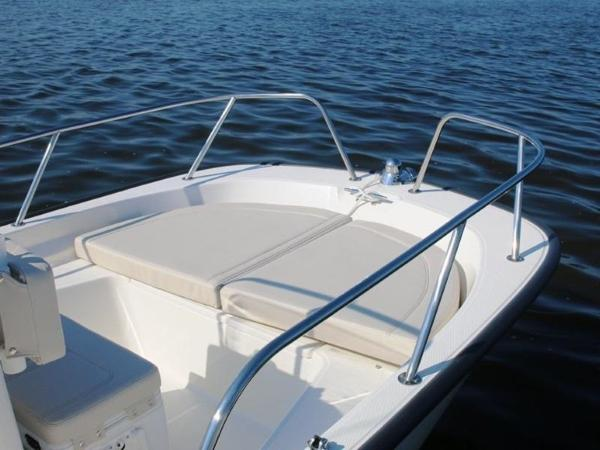 2021 Boston Whaler boat for sale, model of the boat is 150 Montauk & Image # 2 of 11