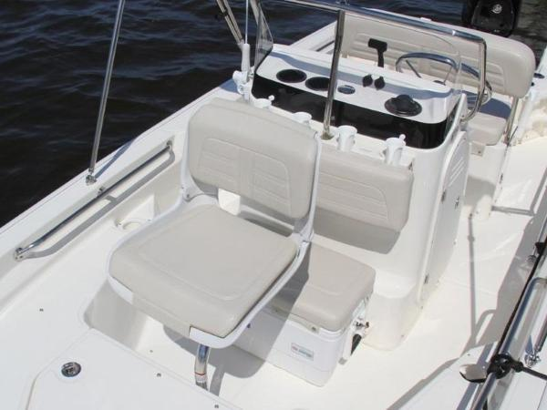 2021 Boston Whaler boat for sale, model of the boat is 150 Montauk & Image # 3 of 11