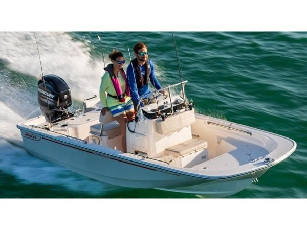 2021 Boston Whaler boat for sale, model of the boat is 150 Montauk & Image # 5 of 11