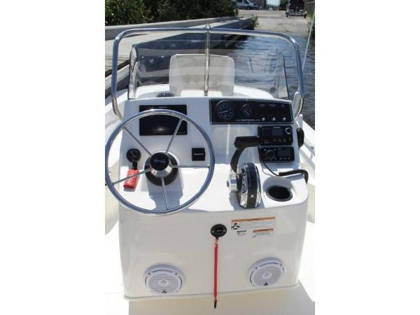 2021 Boston Whaler boat for sale, model of the boat is 150 Montauk & Image # 7 of 11