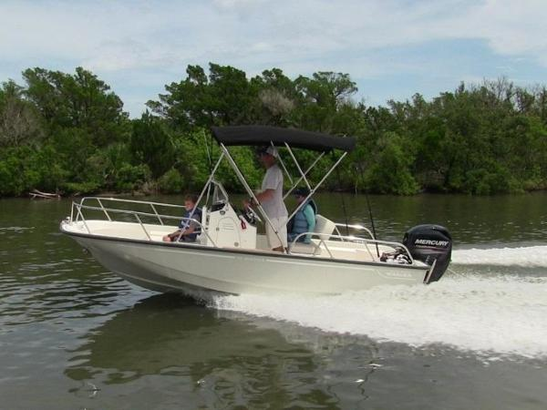 2021 Boston Whaler boat for sale, model of the boat is 150 Montauk & Image # 8 of 11