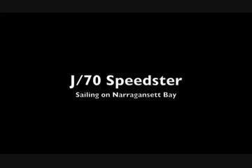J Boats J/70 video