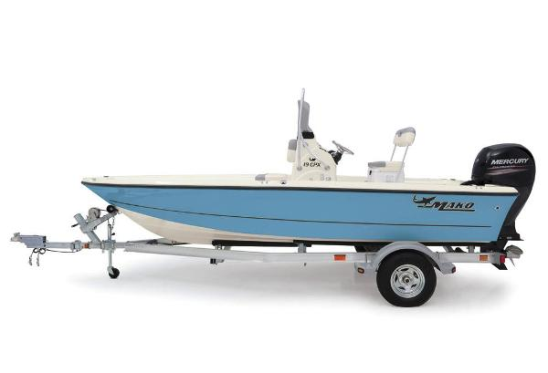 2020 Mako boat for sale, model of the boat is 19 CPX & Image # 23 of 62