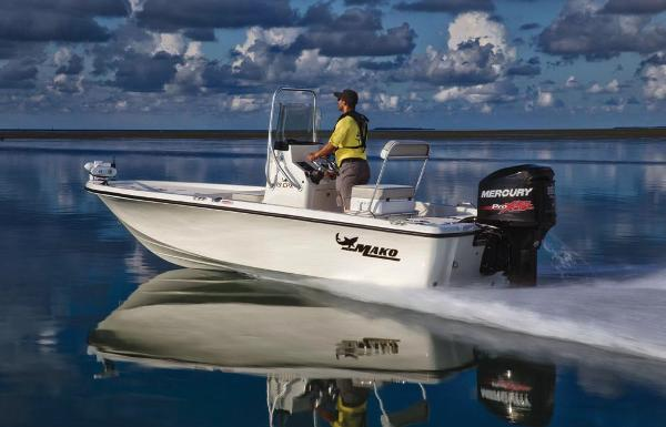 2020 Mako boat for sale, model of the boat is 19 CPX & Image # 4 of 62