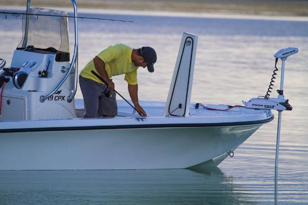 2020 Mako boat for sale, model of the boat is 19 CPX & Image # 61 of 62