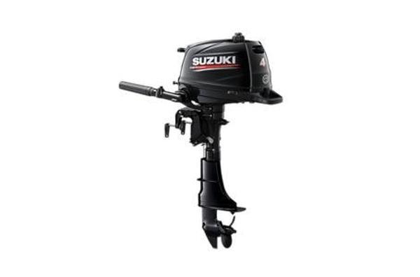 2021 SUZUKI 4 HP 4-stroke image