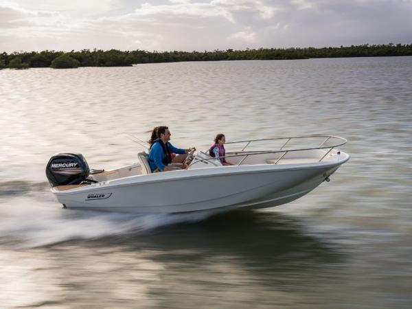 2021 Boston Whaler boat for sale, model of the boat is 160 Super Sport & Image # 2 of 28