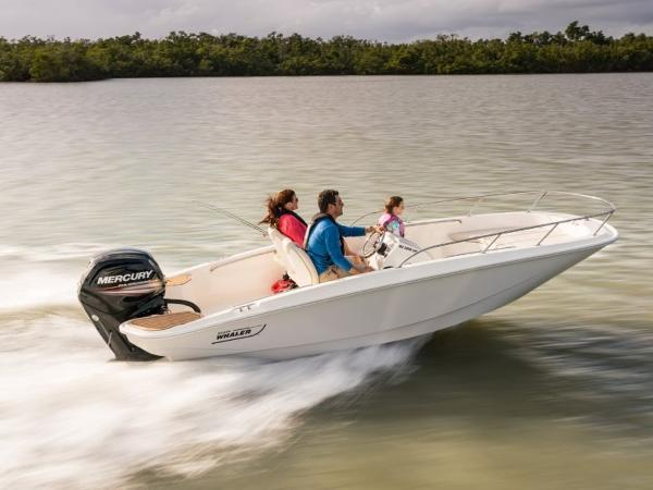 2021 Boston Whaler boat for sale, model of the boat is 160 Super Sport & Image # 3 of 28