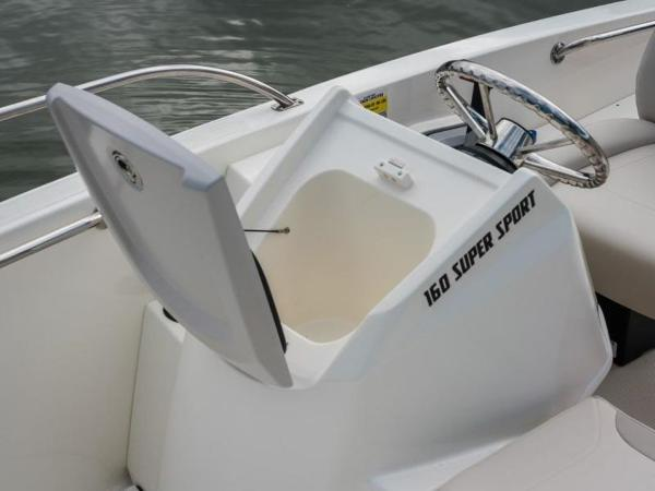 2021 Boston Whaler boat for sale, model of the boat is 160 Super Sport & Image # 7 of 28