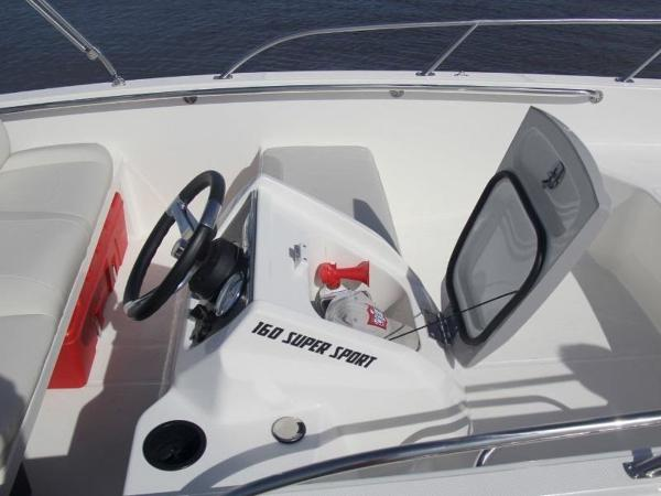 2021 Boston Whaler boat for sale, model of the boat is 160 Super Sport & Image # 9 of 28