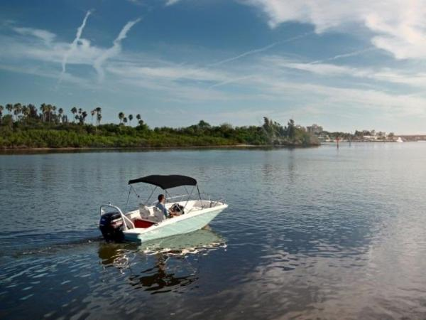 2021 Boston Whaler boat for sale, model of the boat is 160 Super Sport & Image # 17 of 28