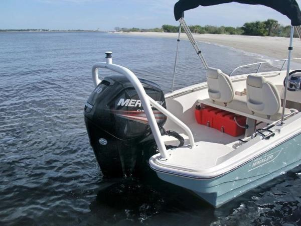 2021 Boston Whaler boat for sale, model of the boat is 160 Super Sport & Image # 22 of 28