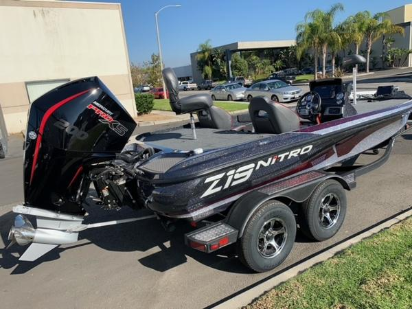 2021 Nitro boat for sale, model of the boat is Z19 Pro & Image # 2 of 10