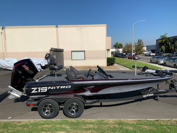 2021 Nitro boat for sale, model of the boat is Z19 Pro & Image # 1 of 10