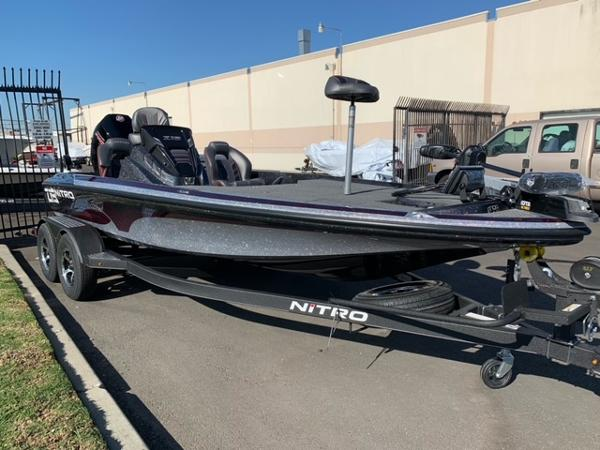 2021 Nitro boat for sale, model of the boat is Z19 Pro & Image # 3 of 10