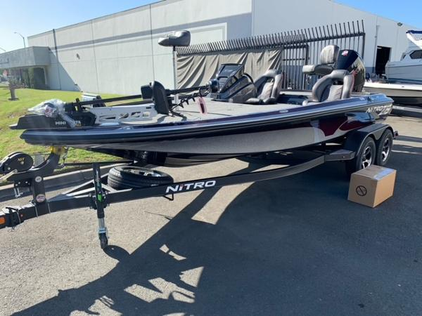 2021 Nitro boat for sale, model of the boat is Z19 Pro & Image # 4 of 10