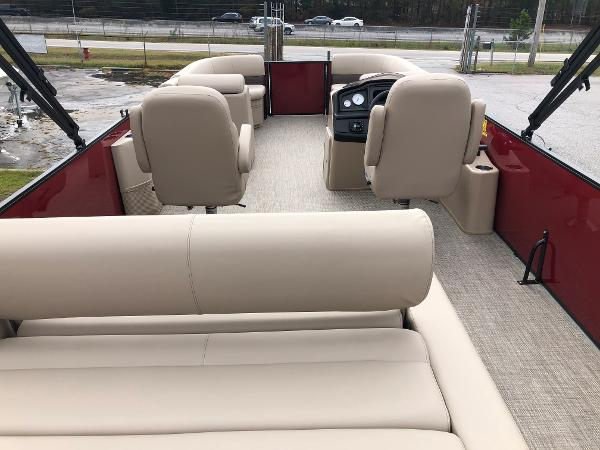 2021 Bentley boat for sale, model of the boat is 243 Swing Back (3/4 Tube) & Image # 9 of 27