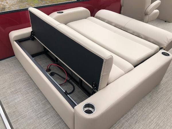 2021 Bentley boat for sale, model of the boat is 243 Swing Back (3/4 Tube) & Image # 26 of 27