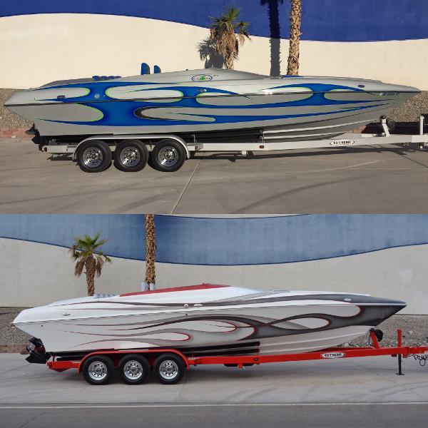 2021 CALIBER 1 BOATS 280 Thunder Offshore