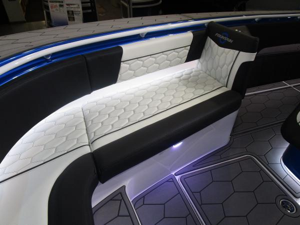 2021 Fountain boat for sale, model of the boat is 34 Sport Center Console & Image # 19 of 44