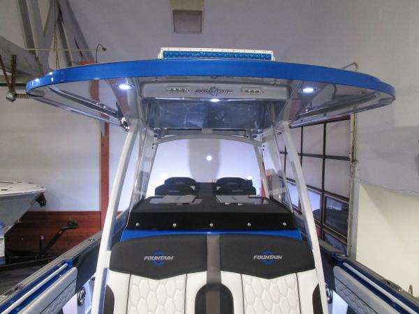 2021 Fountain boat for sale, model of the boat is 34 Sport Center Console & Image # 28 of 44