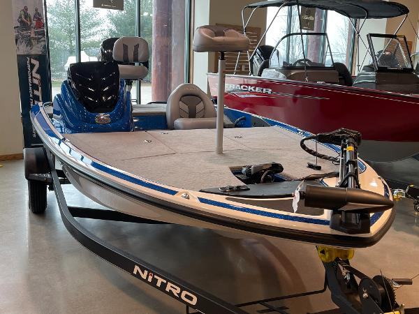 2021 Nitro boat for sale, model of the boat is Z17 & Image # 1 of 53