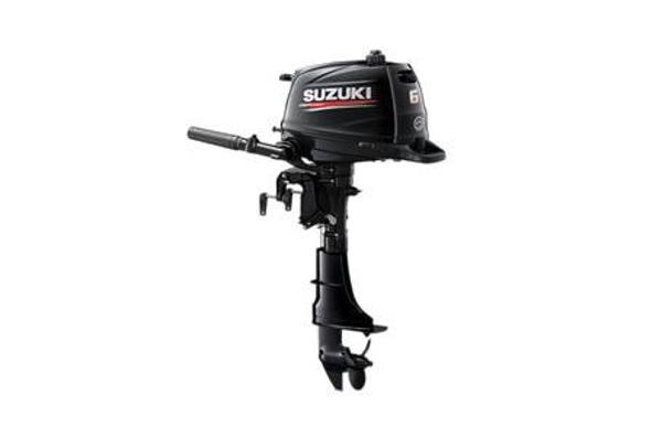 2021 SUZUKI 6 HP 4-stroke 20 inch shaft image