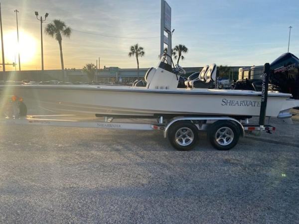 2021 ShearWater boat for sale, model of the boat is X22 Hybrid & Image # 1 of 35