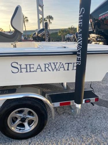 2021 ShearWater boat for sale, model of the boat is X22 Hybrid & Image # 3 of 35