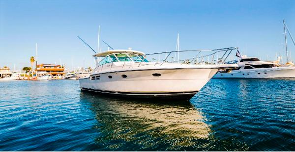 2000 Tiara Yachts 4100 Open thumbnail