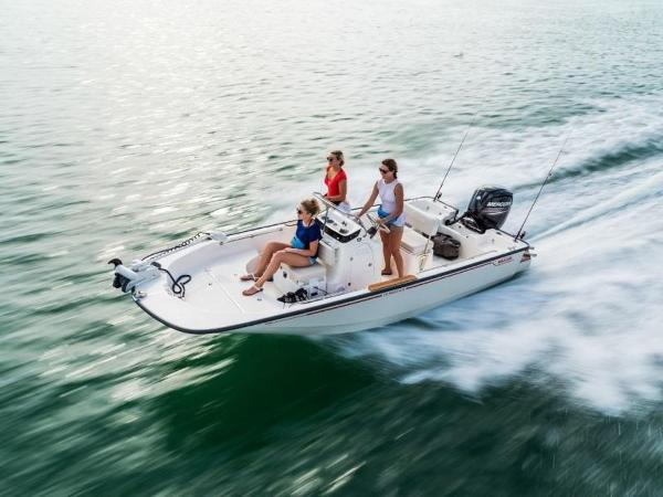 2021 Boston Whaler boat for sale, model of the boat is 170 Montauk & Image # 3 of 86