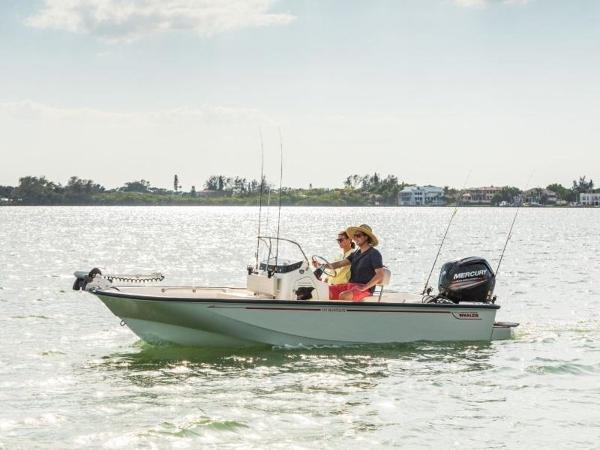 2021 Boston Whaler boat for sale, model of the boat is 170 Montauk & Image # 4 of 86