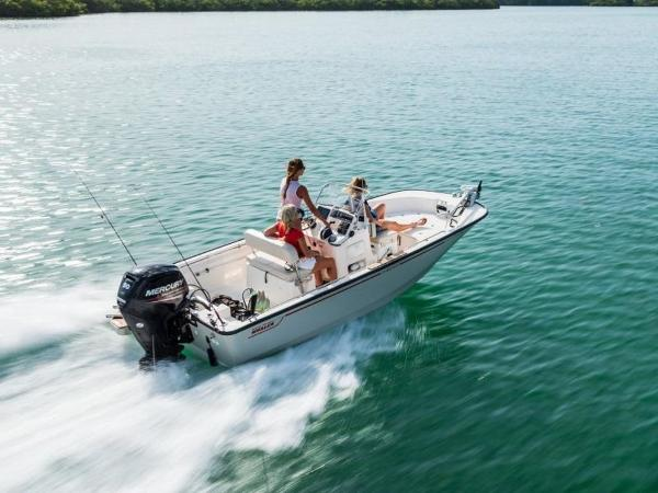2021 Boston Whaler boat for sale, model of the boat is 170 Montauk & Image # 5 of 86