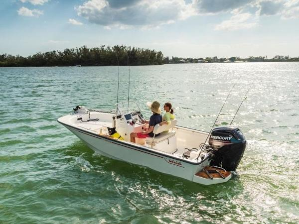 2021 Boston Whaler boat for sale, model of the boat is 170 Montauk & Image # 6 of 86