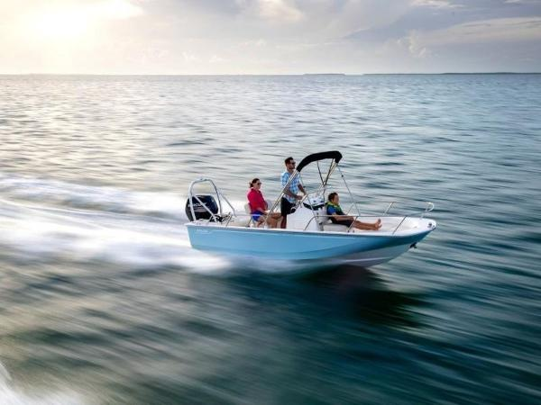 2021 Boston Whaler boat for sale, model of the boat is 170 Montauk & Image # 7 of 86