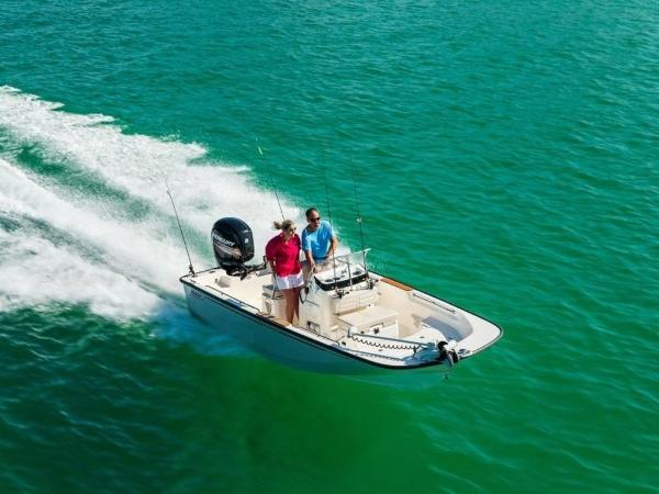 2021 Boston Whaler boat for sale, model of the boat is 170 Montauk & Image # 8 of 86