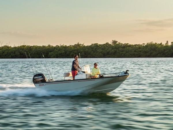 2021 Boston Whaler boat for sale, model of the boat is 170 Montauk & Image # 9 of 86