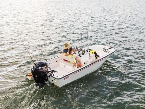 2021 Boston Whaler boat for sale, model of the boat is 170 Montauk & Image # 12 of 86