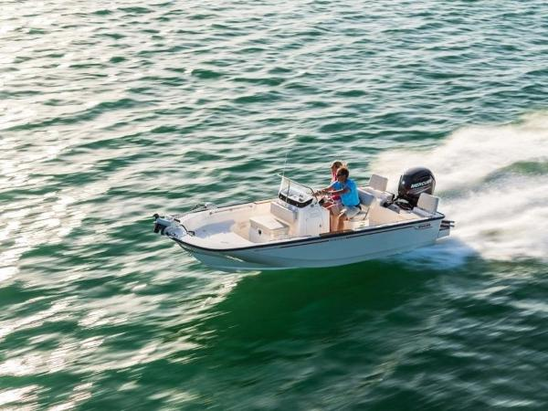2021 Boston Whaler boat for sale, model of the boat is 170 Montauk & Image # 13 of 86