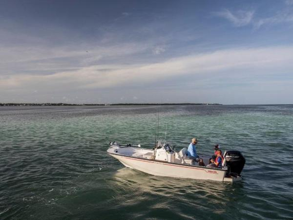 2021 Boston Whaler boat for sale, model of the boat is 170 Montauk & Image # 15 of 86