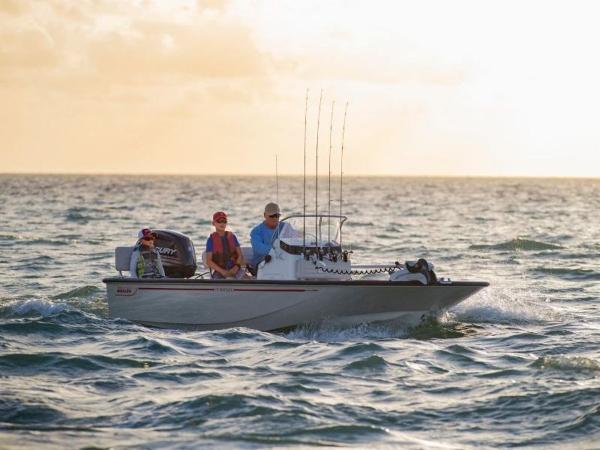 2021 Boston Whaler boat for sale, model of the boat is 170 Montauk & Image # 18 of 86