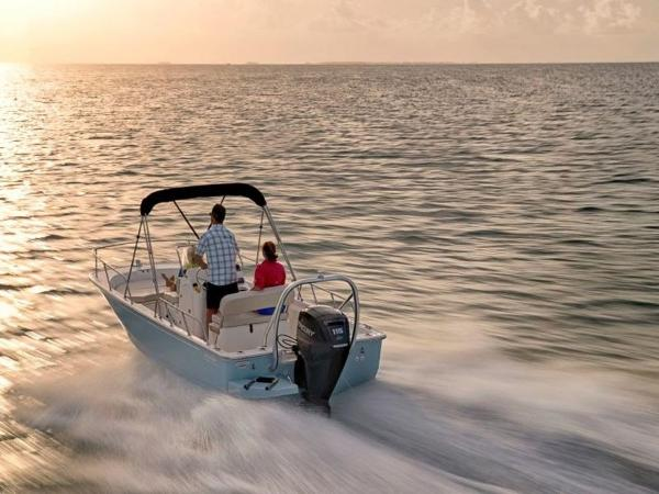 2021 Boston Whaler boat for sale, model of the boat is 170 Montauk & Image # 25 of 86