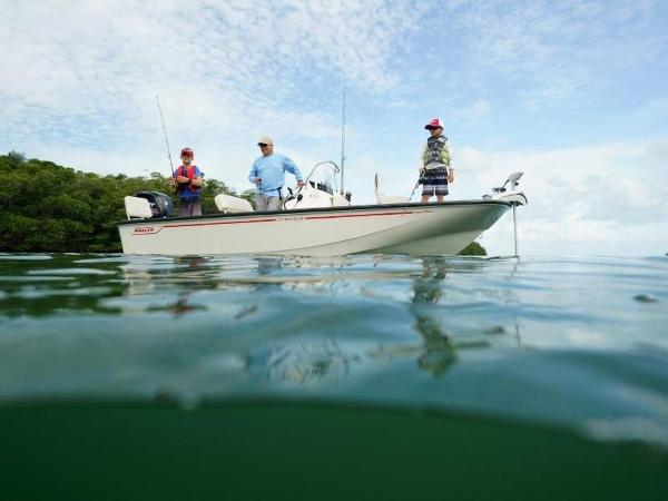 2021 Boston Whaler boat for sale, model of the boat is 170 Montauk & Image # 26 of 86