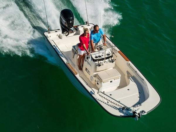 2021 Boston Whaler boat for sale, model of the boat is 170 Montauk & Image # 27 of 86