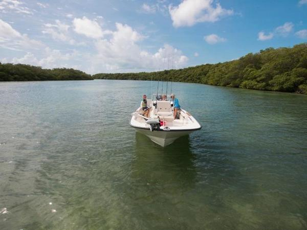 2021 Boston Whaler boat for sale, model of the boat is 170 Montauk & Image # 28 of 86