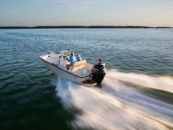 2021 Boston Whaler boat for sale, model of the boat is 170 Montauk & Image # 29 of 86