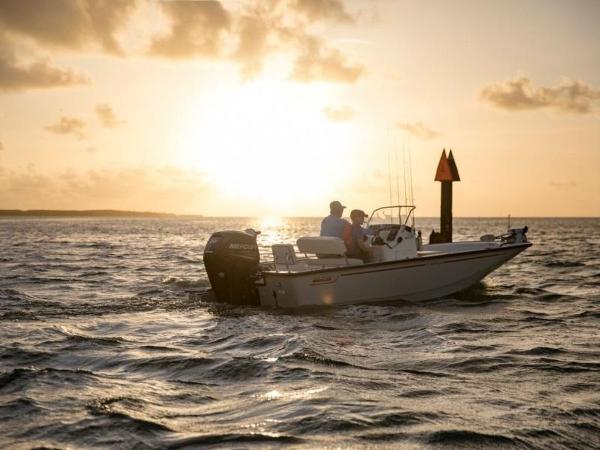 2021 Boston Whaler boat for sale, model of the boat is 170 Montauk & Image # 31 of 86