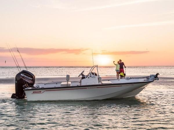 2021 Boston Whaler boat for sale, model of the boat is 170 Montauk & Image # 35 of 86