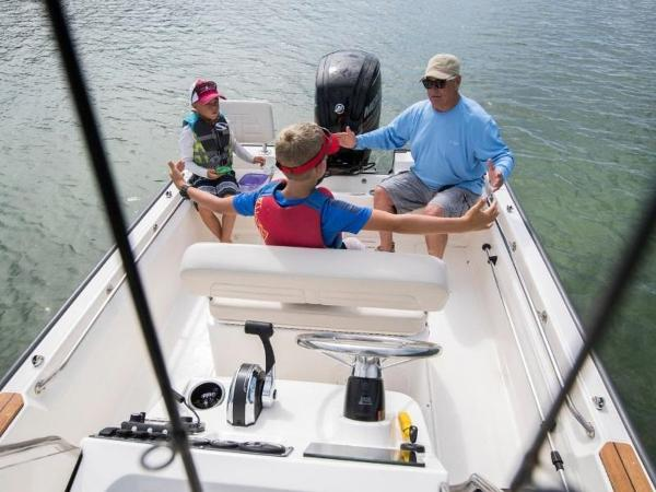 2021 Boston Whaler boat for sale, model of the boat is 170 Montauk & Image # 44 of 86